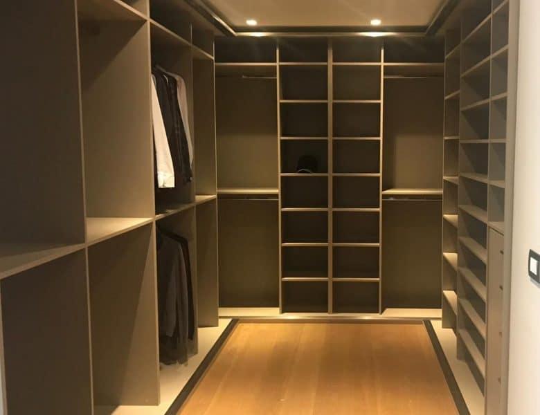 Giyinme Odası Sistemleri 2021