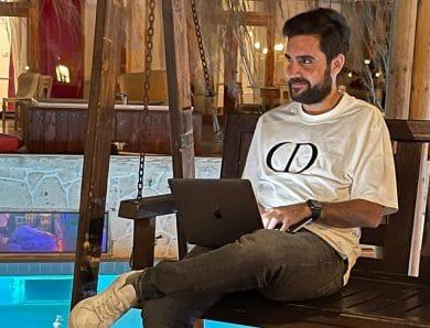 Sosyal medya uzmanı Cemil Kayıhan: Artık misafirliklerde sosyal medyadan